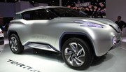 Nissan TeRRa : un crossover concept électrisant