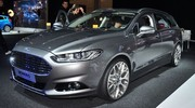Nouvelle Ford Mondeo SW : une allure plus haut de gamme
