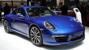 Porsche 911 Carrera 4 et 4S : elle se met en 4
