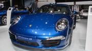 Paris 2012: Porsche 991 Carrera 4/4S