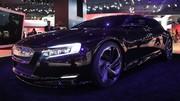 Citroën Numéro 9, le futur des DS