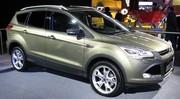 Ford Kuga : Le nouveau SUV compact de Ford