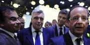 """Hollande s'engage à soutenir """"la compétitivité"""" du secteur automobile"""