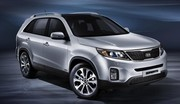 Kia Sorento : Le minimum syndical