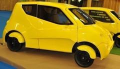 Eon compte révolutionner la voiture sans permis avec la Weez