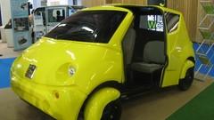 La Weez : première voiture électrique homologuée trois places