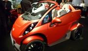 La Lumeneo Neoma se fait roadster