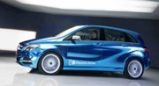 Mercedes Concept Classe B Electric Drive : familiale sous tension