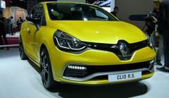la révolution de la Clio IV RS