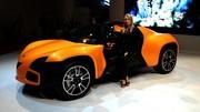 Venturi renouvelle son buggy électrique America