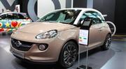 les prix de l'Opel Adam