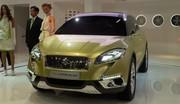 Suzuki dévoile le crossover S-Cross Concept