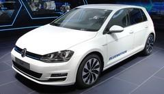 Volkswagen Golf 7 BlueMotion Concept