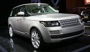 Land-Rover Range Rover : Sortie des eaux