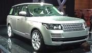 Range Rover 4 au Mondial