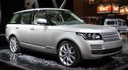 Cure d'amincissement réussie pour la Range Rover