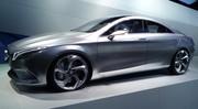 Le Concept Style Coupé trône chez Mercedes