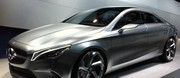 Mercedes Concept Style Coupé : changement de genre