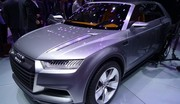 Concept Audi Crosslane Coupé