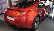 Nissan 370Z restylé : dans l'air du temps