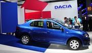 Dacia Logan 2 & Sandero 2 au Mondial
