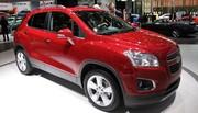Chevrolet se lance dans le SUV compact avec Trax