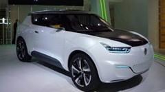 SsangYong présente son concept hybride e-XIV