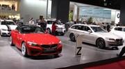 Mondial 2012 : Tour d'horizon du stand BMW