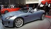 Jaguar F-Type : Croqueuse de Porsche
