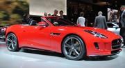 Jaguar F-Type au Mondial