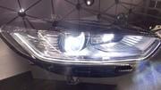 Valeo : Des phares high tech sur la Ford Mondeo