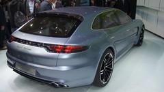 Porsche Panamera Sport Turismo : Le concept qui nous réconcilie avec l'hybride