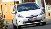 Essai Toyota Prius Plus Dynamic : Une hauteur d'avance