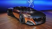 Peugeot Onyx au Mondial