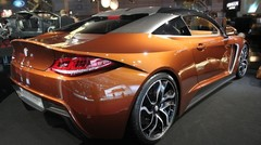 Exagon Motors Furtive e-GT : une Fisker Karma à la française