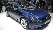 Volkswagen Golf 7 en vidéo live au Mondial Auto Paris 2012