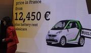 12 450 €, la voiture électrique la moins chère du marché