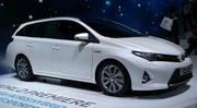 Toyota Auris Touring Sports : break et hybride