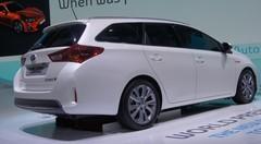Toyota Auris Hybride : Elle existe désormais en break