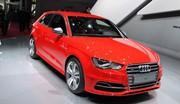 Audi S3 au Mondial