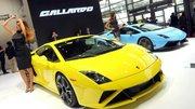 Lamborghini Gallardo: quelques évolutions