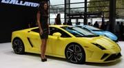 Lamborghini Gallardo restylée