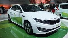 Kia Optima hybride : Au même prix que la diesel