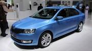 Škoda Rapid : tous les tarifs et équipements