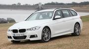 Essai BMW 330D Touring F31 M Sport 2012 : balle de break