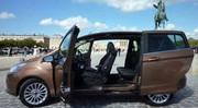 Essai Ford B-Max : Une grande ouverture d'esprit !