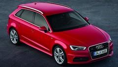 Audi A3 Sportback : à partir de 25.400€