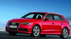 Audi A3 Sportback : Commandes ouvertes