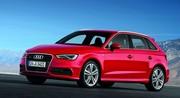 Audi A3 Sportback 2013 : les tarifs