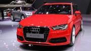Nouvelle Audi A3 Sportback 2013 : prix à partir de 25.400 euros